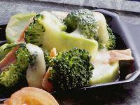 Broccoli mit Schinken Rezept