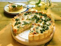 Brokkoli-Käse-Kuchen Rezept