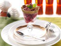 Brombeer-Joghurt-Eis Rezept