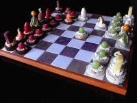 Brot-Schachspiel Rezept