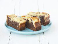 Brownie-Käsekuchen Rezept