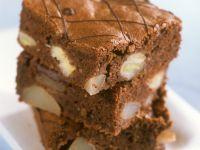 Brownie mit Früchten Rezept