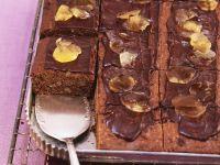 Brownies mit Ingwer Rezept