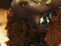 Brownies mit Johannisbeergelee Rezept