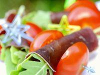 Bündner Fleisch-Spießchen Rezept