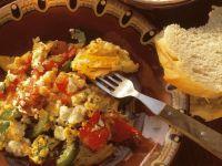 Bulgarisches Paprikagericht Rezept