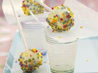 Bunte Cake Pops Rezept