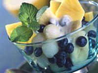Bunter Fruchtsalat Rezept