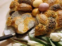 Bunter Osterkuchen Rezept