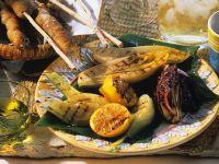 Buntes Gemüse vom Grill Rezept