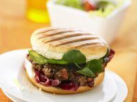 Burger im California-Stil Rezept