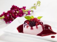 Buttermilch-Beerencreme Rezept