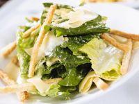 Caesar Salad mit Jarlsberg Rezept