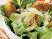 Caesar Salat Rezept