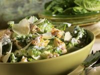 Cäsar Salat Rezept