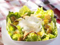 Caeser Salad Rezept