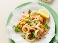 Calamari fritti Rezept