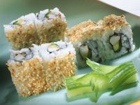 California-Roll Rezept