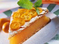 Campari-Orangen-Torte mit Krokant