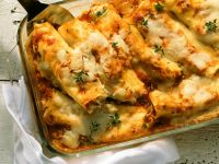 Cannelloni mit Gemüsefüllung Rezept