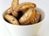 Cantucci (ital. Mandelkekse) Rezept
