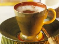 Cappuccino mit Kokosmilch Rezept