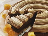 Cappuchino-Kuchen