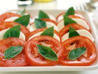 Caprese (Tomaten-Mozzarella-Salat) Rezept