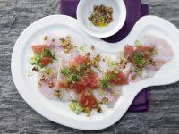 Carpaccio vom Schwertfisch Rezept