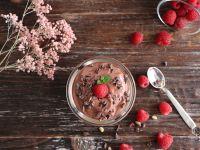 Cashew-Schoko-Pudding