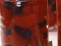 Cassis-Beeren Rezept
