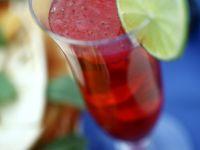 Cassis-Drink Rezept