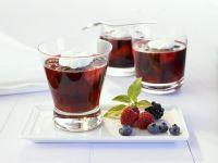 Champagner-Fruchtgelee Rezept