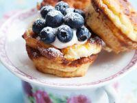 Cheesecake-Muffins Rezept