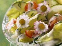 Chicoreesalat mit Joghurtsauce Rezept
