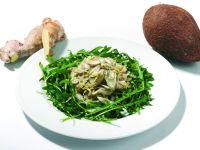 Chicoréesalat mit Rucola Rezept