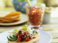 Chili mit Tacos Rezept