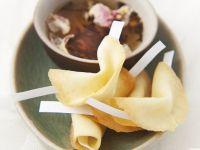 Chinesische Glückskekse Rezept