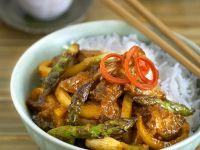 Chinesisches Schweinefleisch Rezept