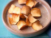 Chips aus Topinambur