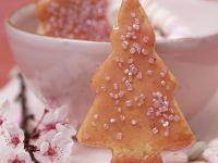 Christbaumplätzchen mit Brause-Glasur Rezept