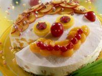 Clown-Kuchen Rezept