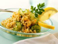 Couscous-Linsensalat Rezept