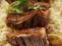 Couscous mit gegrilltem Lamm Rezept