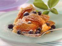 Couscous-Schmarrn mit Früchten