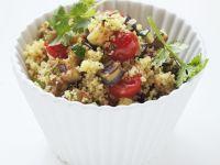 Couscoussalat mit Gemüse Rezept
