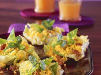 Couscoussalat mit Rosinen auf Salat Rezept