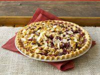 Cranberry-Mandel-Tarte Rezept
