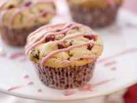 Cranberry-Muffins Rezept