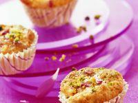 Cranberry-Muffins mit Pistazien Rezept